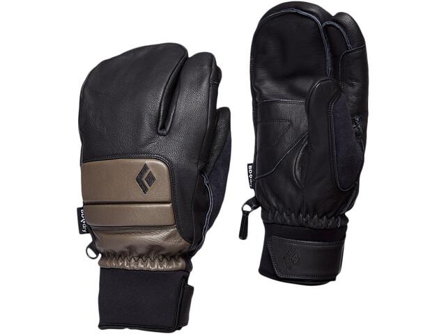 Black Diamond Spark Finger Gloves walnut